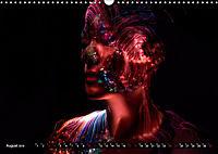 Electrified Faces - Lichtkunst Portraits (Wandkalender 2019 DIN A3 quer) - Produktdetailbild 8
