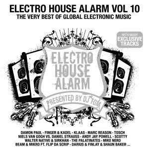 Electro House Alarm Vol.10, Diverse Interpreten