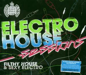 Electro House Sessions, Diverse Interpreten