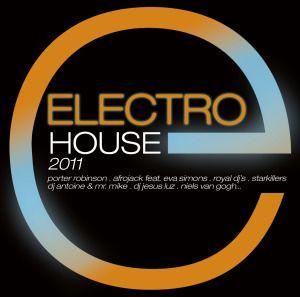 Electro House-Take Over Control, Diverse Interpreten
