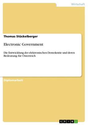 Electronic Government, Thomas Stückelberger