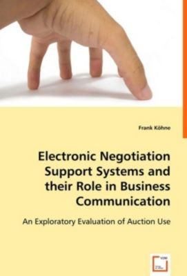affective negotiation support systems This often takes place with the purchase of expensive products/services and in  the business-to-business context effective negotiation pricing can help enhance .