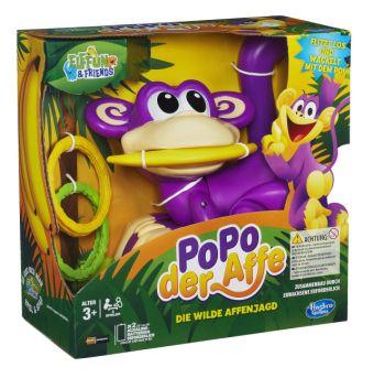 Elefun & Freunde (Kinderspiel), PoPo der Affe