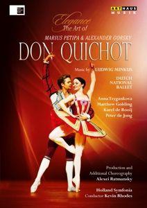 Elegance - The Art of Marius Petipa & Alexander Gorsky: Don Quichot, Marius Petipa, Alexander Gorsky