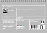 Eleganz in Weiss (Tischkalender 2019 DIN A5 quer) - Produktdetailbild 13