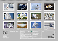 Eleganz in Weiß (Wandkalender 2019 DIN A2 quer) - Produktdetailbild 13