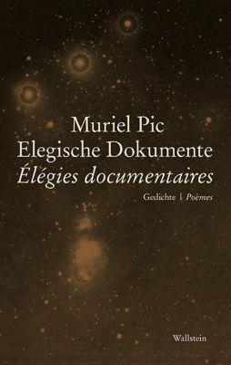 Elegische Dokumente / Élegies documentaires - Muriel Pic |