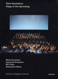 Elegy Of The Uprooting - Live, M. Farantouri, E. Karaindrou
