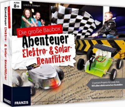 Elektro- & Solar-Rennflitzer, Ulrich E. Stempel