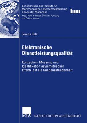 Elektronische Dienstleistungsqualität, Tomas Falk