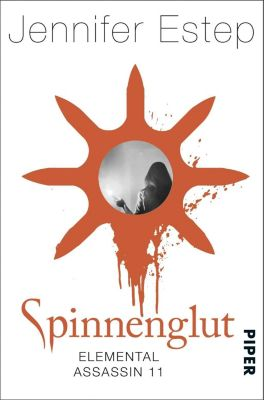 Elemental Assassin - Spinnenglut - Jennifer Estep |