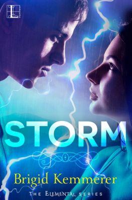 Elemental: Storm, Brigid Kemmerer