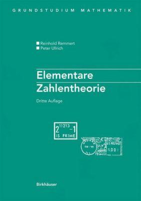 Elementare Zahlentheorie, Reinhold Remmert, Peter Ullrich