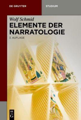 Elemente der Narratologie, Wolf Schmid
