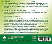 Elemente-Sanfte Musik Zum Entspannen - Produktdetailbild 1