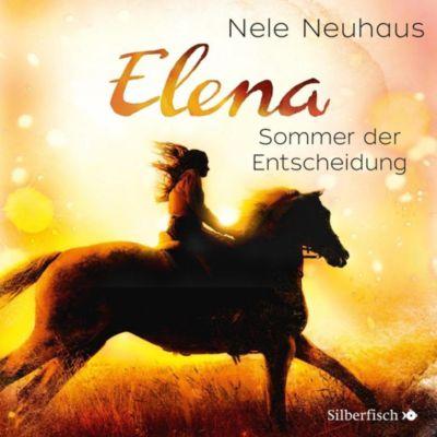 Elena - Ein Leben für Pferde Band 2: Sommer der Entscheidung (Audio-CD) - Nele Neuhaus |