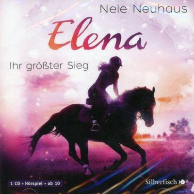 Elena - Ein Leben für Pferde - Ihr größter Sieg, 1 Audio-CD - Nele Neuhaus |
