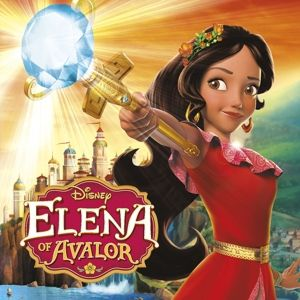 Elena of Avalor, Ost, Cast-Elena Of Avalor