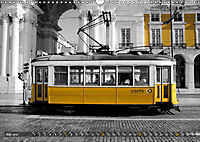 Eletricos - The bright yellow spots of Lisbon (Wall Calendar 2019 DIN A3 Landscape) - Produktdetailbild 7