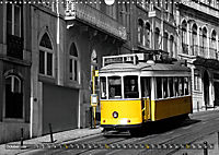 Eletricos - The bright yellow spots of Lisbon (Wall Calendar 2019 DIN A3 Landscape) - Produktdetailbild 10