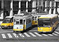 Eletricos - The bright yellow spots of Lisbon (Wall Calendar 2019 DIN A3 Landscape) - Produktdetailbild 3