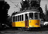 Eletricos - The bright yellow spots of Lisbon (Wall Calendar 2019 DIN A3 Landscape) - Produktdetailbild 5