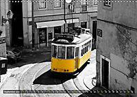 Eletricos - The bright yellow spots of Lisbon (Wall Calendar 2019 DIN A3 Landscape) - Produktdetailbild 9