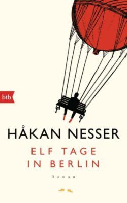 Elf Tage in Berlin, Håkan Nesser