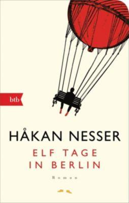 Elf Tage in Berlin - Hakan Nesser |