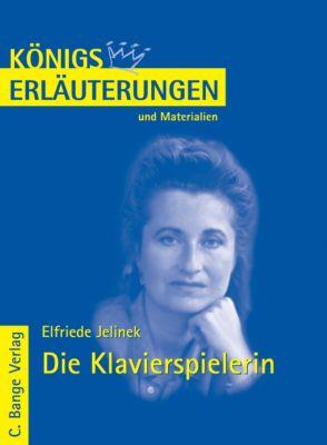 Elfriede Jelinek 'Die Klavierspielerin', Elfriede Jelinek