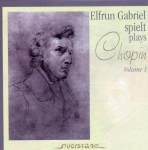 Elfrun Gabriel Spielt Chopin Vol.1, Elfrun Gabriel