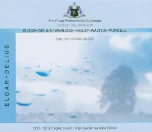 Elgar,Delius,Warlock,Holst,Walton,Purcell, Rpo