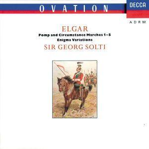 Elgar: Enigma Variations, Pomp & Circumstance Marches, Cockaigne Overture, Georg Solti, Lso, Cso