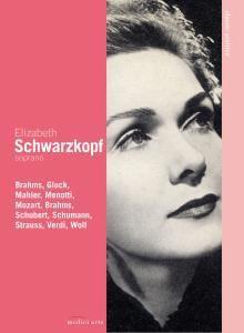 Elisabeth Schwarzkopf-Soprano, Elisabeth Schwarzkopf