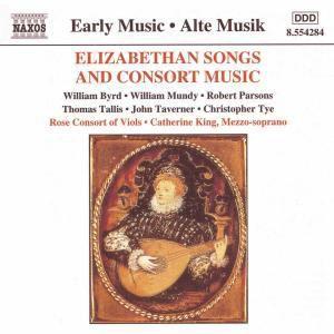 Elisabethanische Lieder U.Con, Catherine King, Rose Consort Of