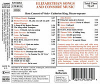 Elisabethanische Lieder U.Con - Produktdetailbild 1