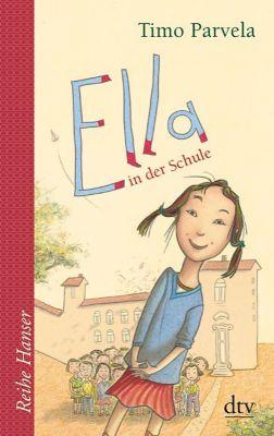 Ella Band 1: Ella in der Schule, Timo Parvela