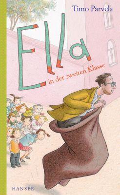 Ella Band 2: Ella in der zweiten Klasse, Timo Parvela