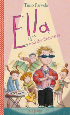 Ella Band 4: Ella und der Superstar, Timo Parvela