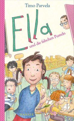 Ella Band 6: Ella und die falschen Pusteln, Timo Parvela