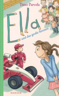 Ella Band 8: Ella und das große Rennen, Timo Parvela