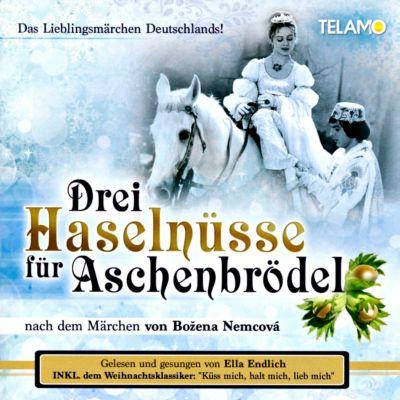 Ella Endlich   Drei Haselnüsse für Aschenbrödel (Hörbuch + Bonus Track), Ella Endlich