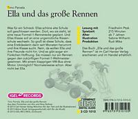 Ella und das große Rennen, 3 Audio-CDs - Produktdetailbild 1