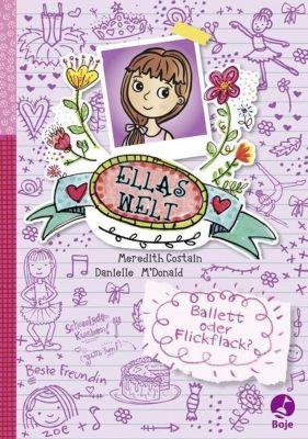 Ellas Welt - Ballett oder Flickflack?, Meredith Costain