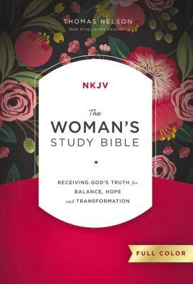 Elm Hill: The NKJV, Woman's Study Bible, Full-Color, Ebook