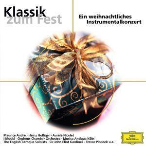 Elo Weihnachten 2004: Klassik zum Fest, Andre, Göbel, Gardiner, Preston, Bläser D.bp, I Musici