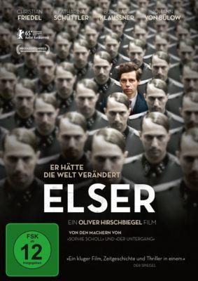 Elser - Er hätte die Welt verändert, Christian Friedel, Katharina Schüttler