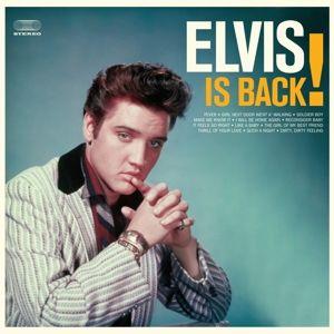 Elvis Is Back! + 4 Bonus Tracks (Lt, Elvis Presley