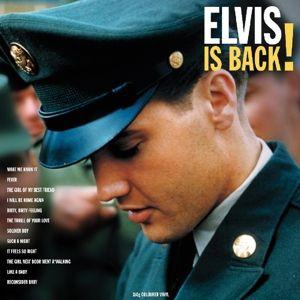 Elvis Is Back (Vinyl), Elvis Presley