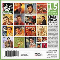 Elvis Presley 15 Original Albums & Bonus Tracks, 10 CDs - Produktdetailbild 1